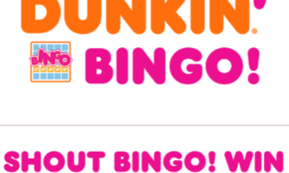 Win 1 of 50K+ $5 Dunkin' Donuts Gift Cards