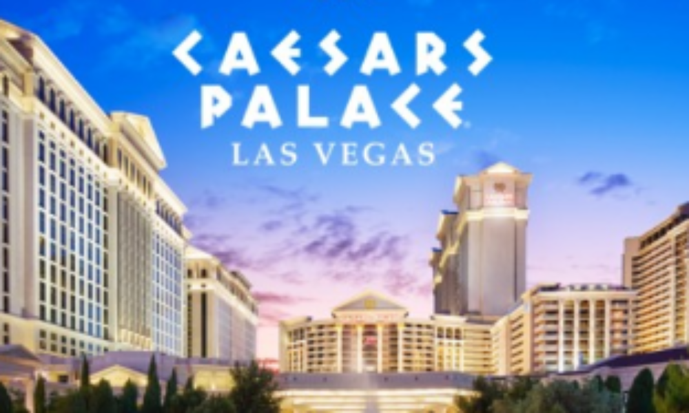 Win a Trip to Caesars Palace in Vegas