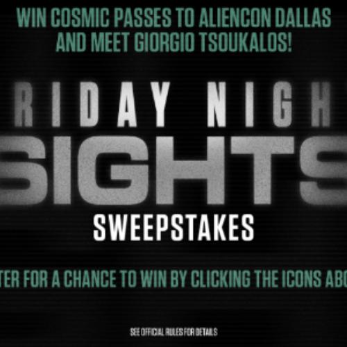 Win a Trip to AlienCon in Dallas