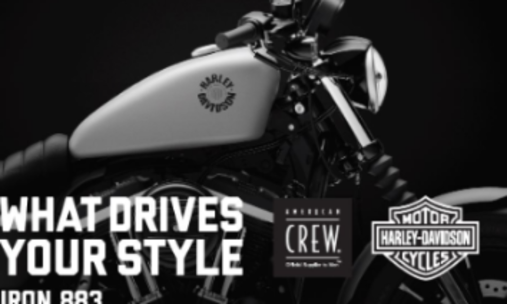 Win a Harley-Davidson Motorcycle from Great Clips