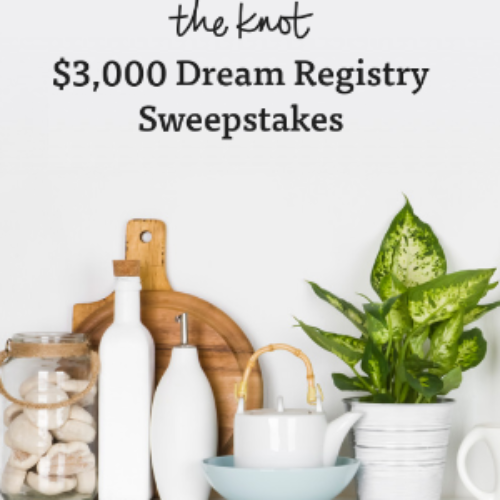 Win a $1K Gift Card to Crate & Barrel, Wayfair and Williams-Sonoma