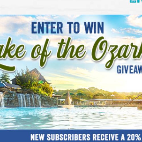 Win a Vacation at Lake of the Ozarks