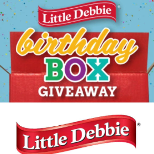 Win a Little Debbie Birthday Box