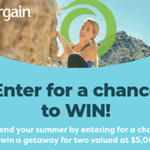 Win a $5K Vacation from Orgain