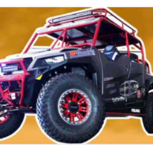 Win a Custom Polaris GENERAL 4 1000
