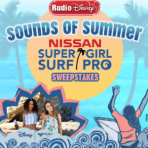 Win a Trip to the Nissan Super Girl Surf Pro in Oceanside, CA