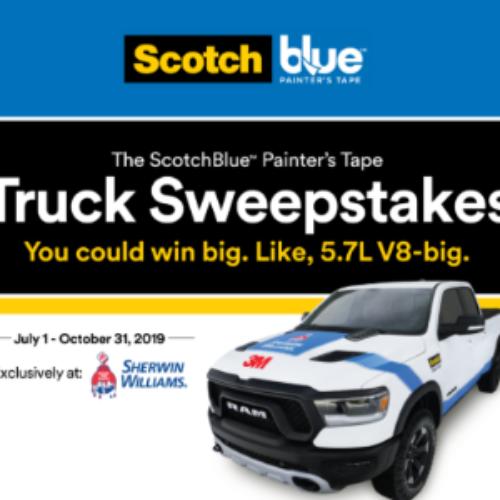 Win a 2019 RAM Truck