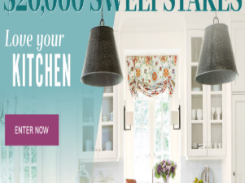 Win $20K from Southern Living