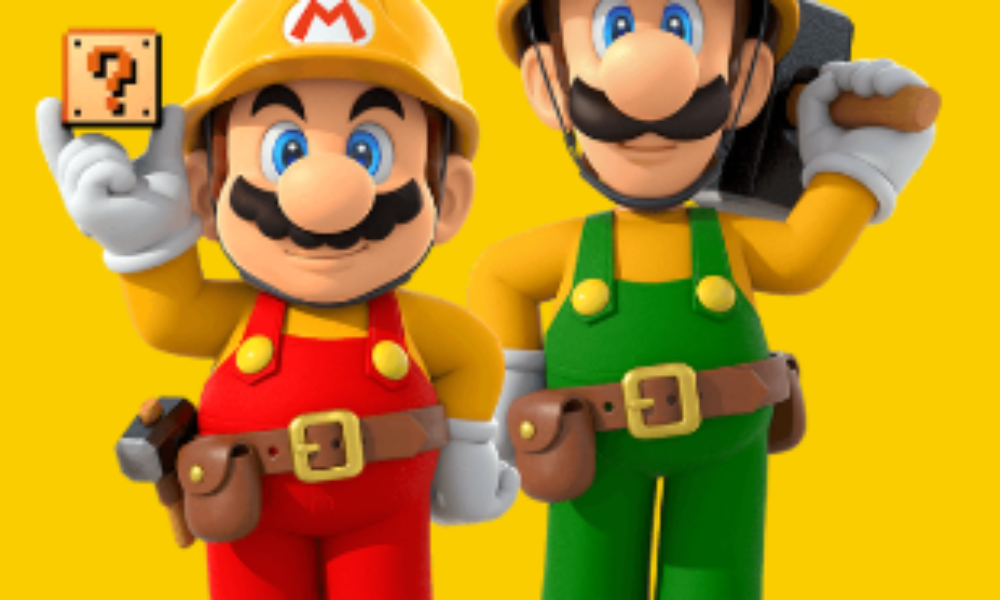 Win a Super Mario Maker 2 Prize Package