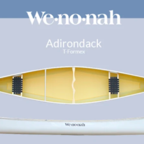 Win an Adirondack T-Formex Canoe