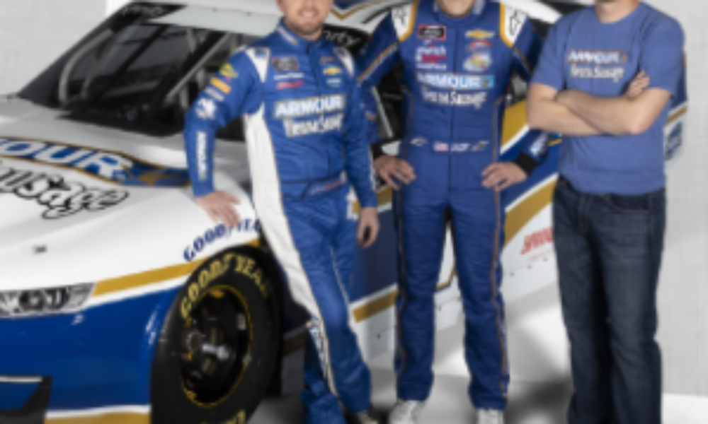 Win a Trip to Ride with Dale Earnhardt, Jr