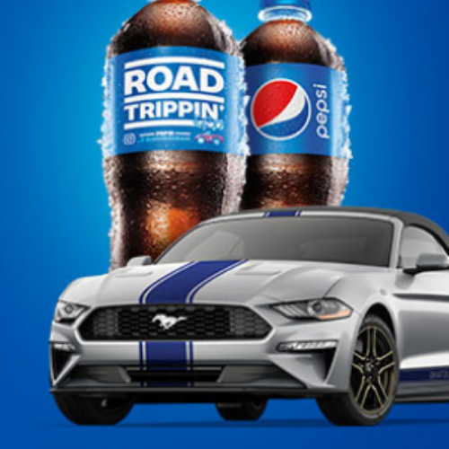 Win 1 of 3 Mustang Convertibles from Pepsi