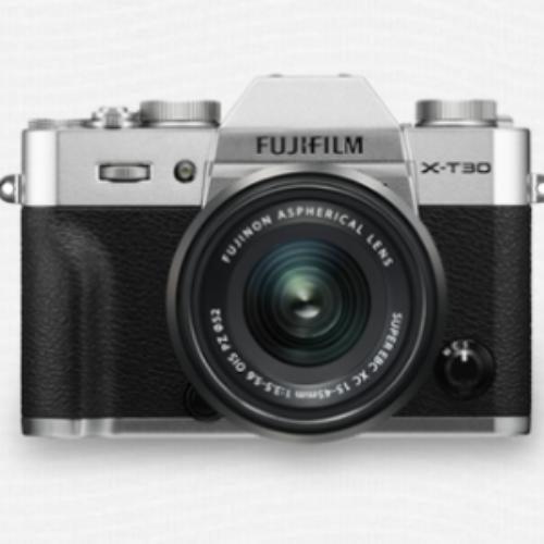 Win a FUJIFILM X-T30 Camera