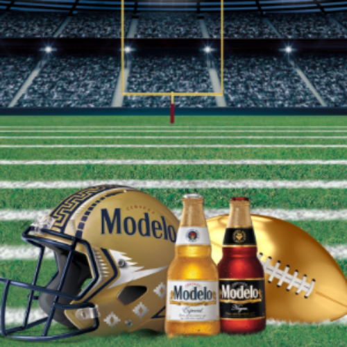 Win a $19K Tailgate Party from Modelo