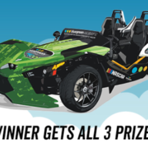 Win a Polaris Slingshot, $5K Cash & More