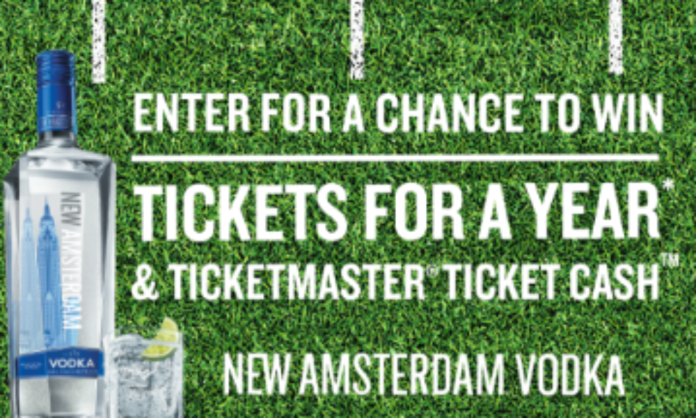 Win $3K in Ticketmaster Gift Cards