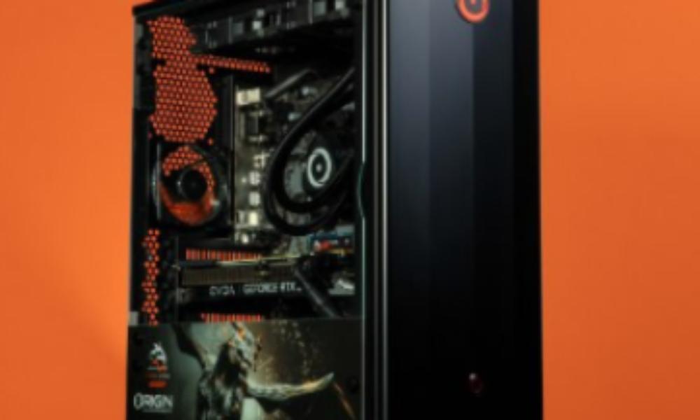 Win an ORIGIN NEURON Desktop PC from Seagate