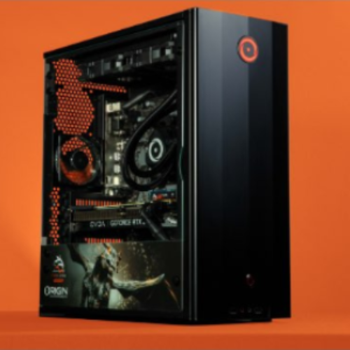 Win an ORIGIN NEURON Desktop PC from Seagate