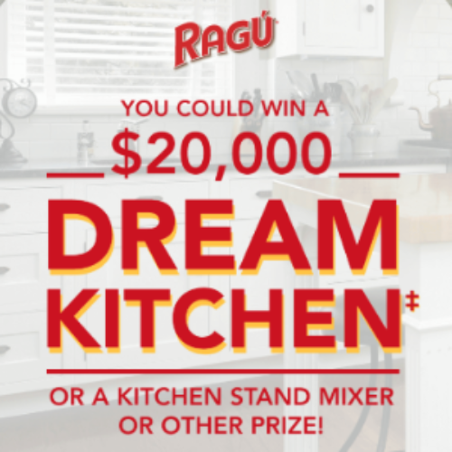 Win a $20K Dream Kitchen from RAGU