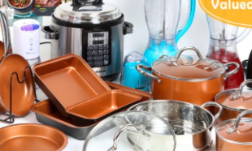 Win a Shineuri Cookware & Appliance Set
