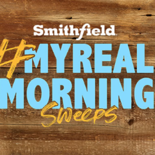 Win $1K + Year of Smithfield Bacon
