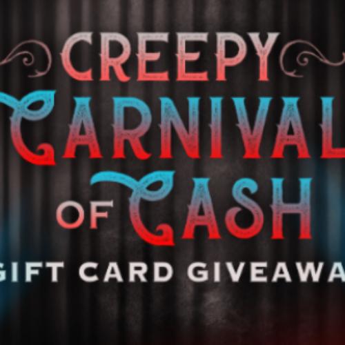 Win a $100 Spirit Halloween Gift Card
