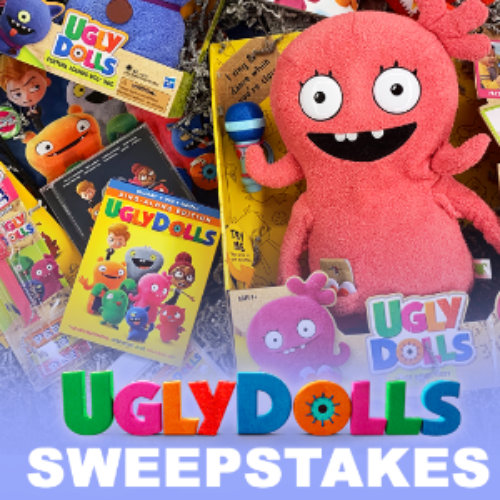 Win an UglyDolls Prize Pack