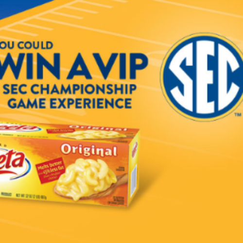 Win a VIP SEC Championship Game Experience