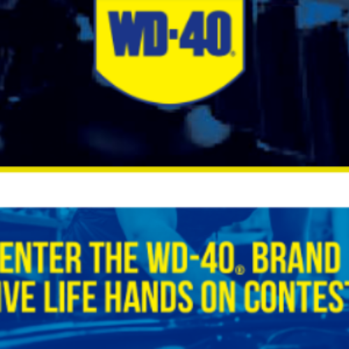 Win $5,000 from WD-40