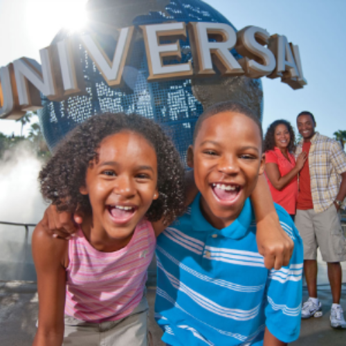 Win a Trip to Universal Resort from Wet Ones