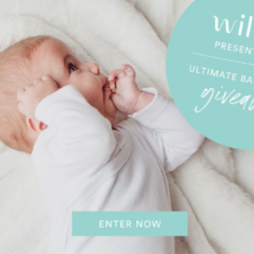 Win $4,200 in Baby Gear from Willow