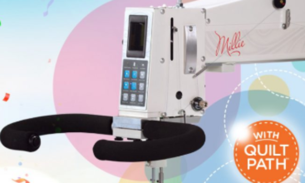 Win a Millie Quilting Machine