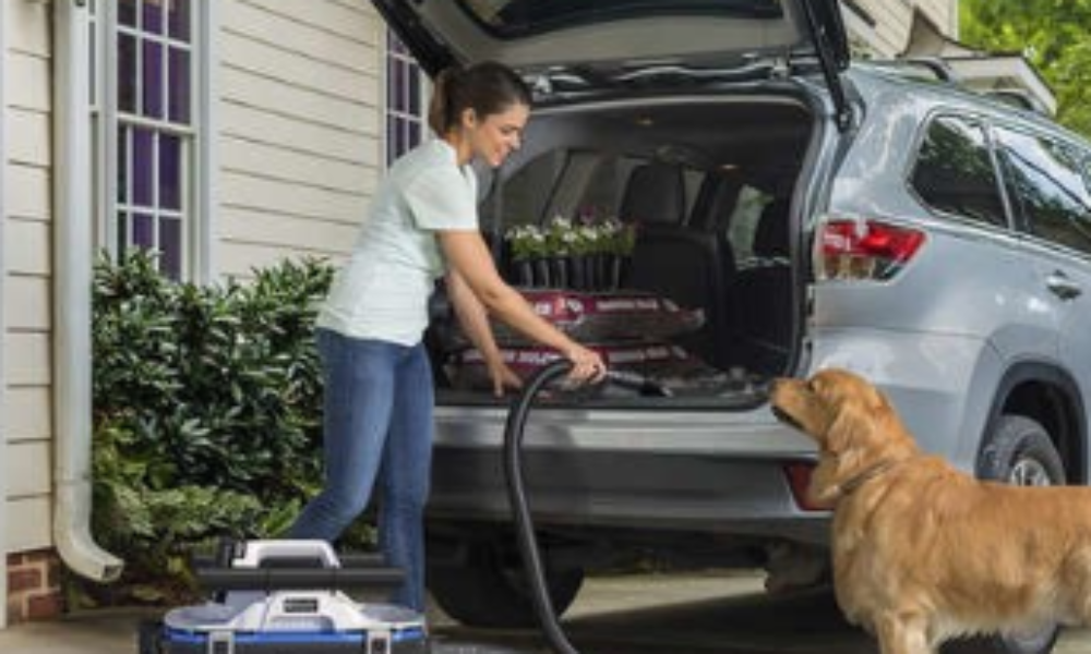 Win a HOOVER ONEPWR Cordless Cleaning System