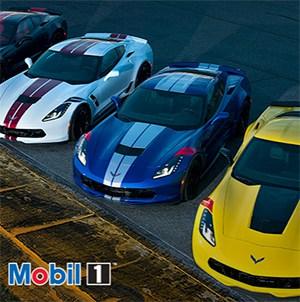 Win a 2019 Corvette Grand Sport Special Edition
