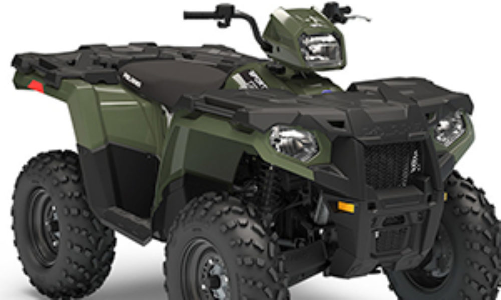 Win a Polaris Sportsman 570 EPS from FLW