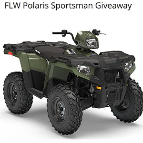 Win a Polaris Sportsman 570 EPS