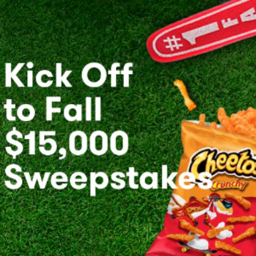 Win $15K from Frito-Lay