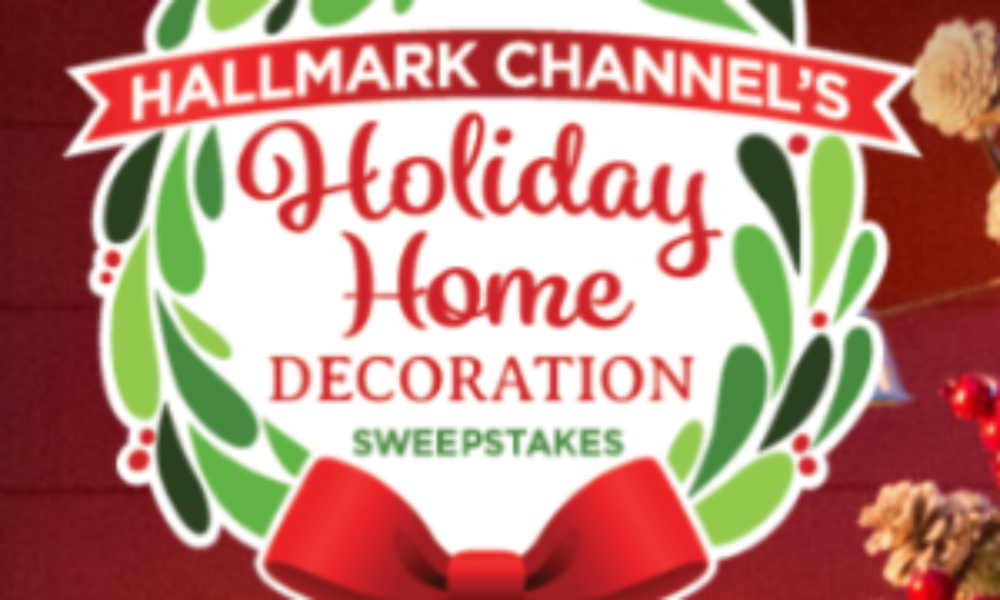 Win a Holiday Home Makeover