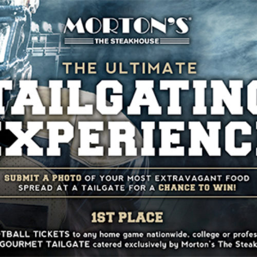 Win the Ultimate Tailgating Experience