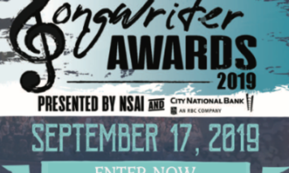 Win a Trip to the Nashville Songwriter Awards