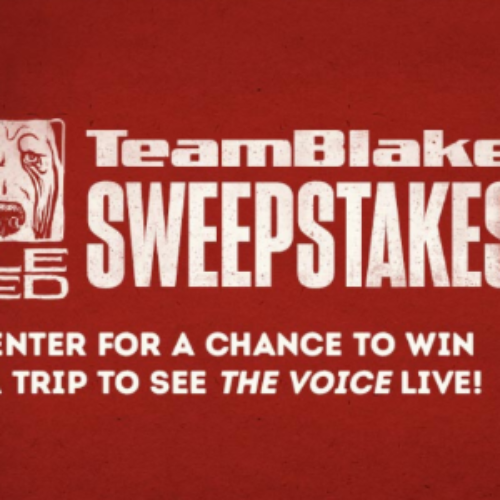 Win a Trip to The Voice from Ole Red