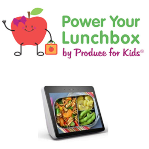 Win an Echo Show from Produce for Kids