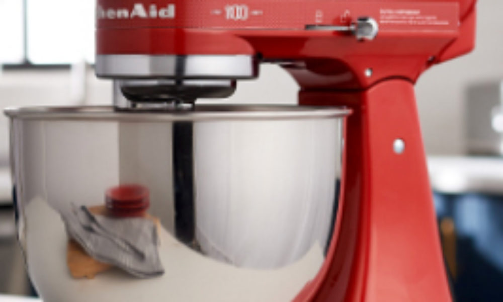 Win a KitchenAid Appliance Suite from QVC