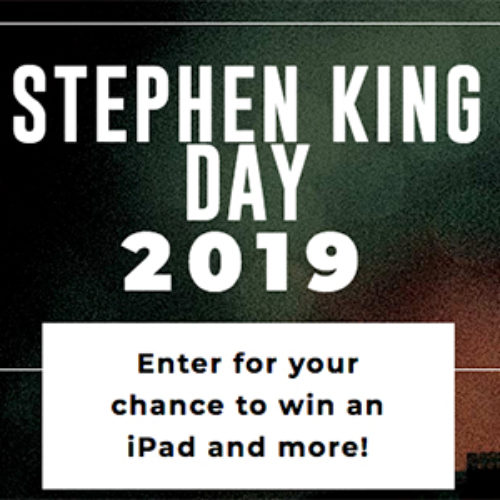Win an iPad from Stephen King