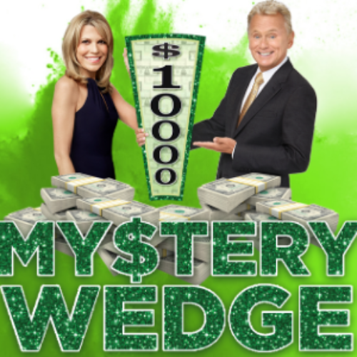 Win $10K from Wheel of Fortune