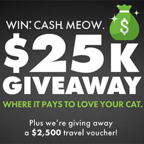 Win $25K from World's Best Cat Litter