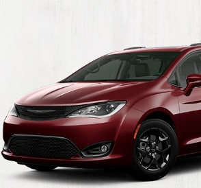 Win a Brand New Chrysler Pacifica