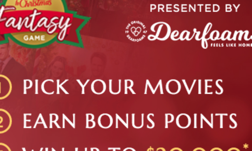 Win Up To $20K from Hallmark Channel