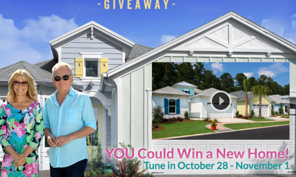 Win a New Home from Wheel of Fortune