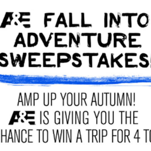 Win a Trip to Universal Orlando or Universal Hollywood from A&E